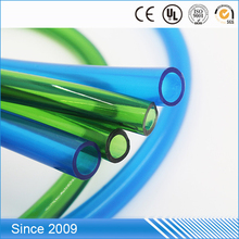 Food Grade diverse color non toxic Milk and Water deliver pvc clear tube