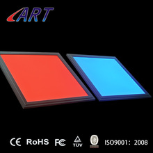 RF Remote waterproof 300*300 rgb led panel light 600x600 ceiling rgb panel light with CE RoHS