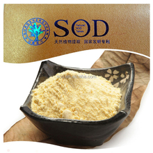 Food grade Superoxide Dismutase powder sod superoxide dismutase food sources