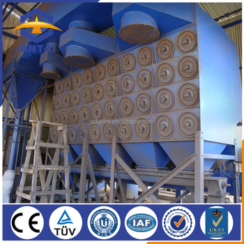 filter cartridge dust collector made in china