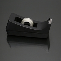 Popular Black Color Convenient Desk Tape Dispenser