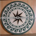 granite mosaic medallion from China Manufacturer