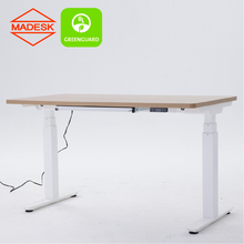Ergonomic office height adjustable standing desk