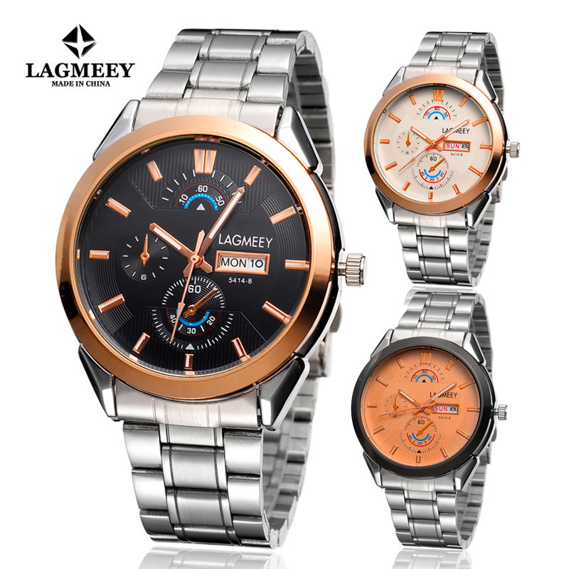 LAGMEEY wholesale sports watches mountaineering dual calendar watches fashion explosion models brand watch