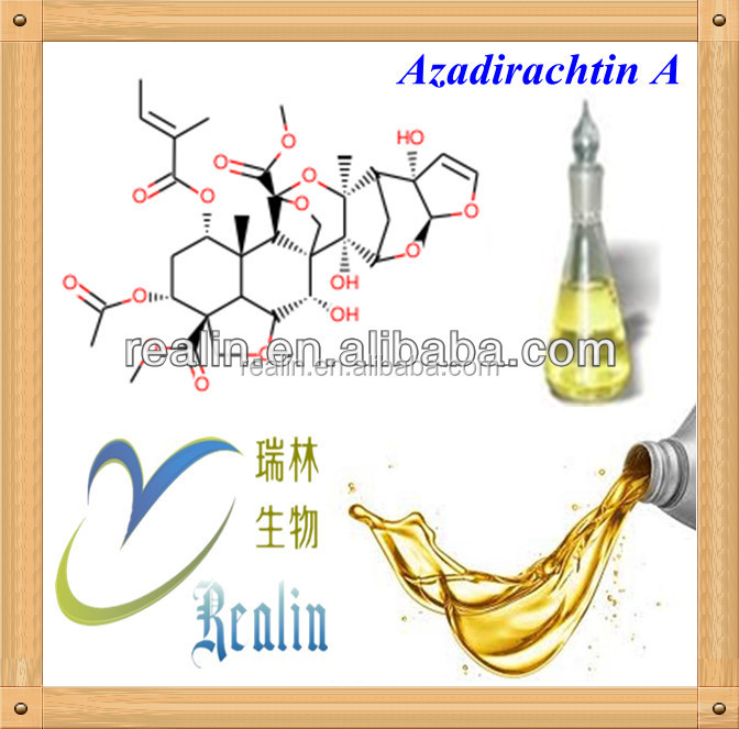 Factory Supply Liquid 5% Azadirachtin,Azadirachtin A