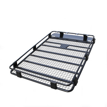 Wholesale Offroad Stainless Steel Off Road Roof Rack 4X4 4x4 For 100 Series Land Cruiser 1.9m Cage Basket