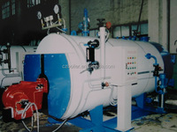 Oil burning Gas fired Steam Boiler