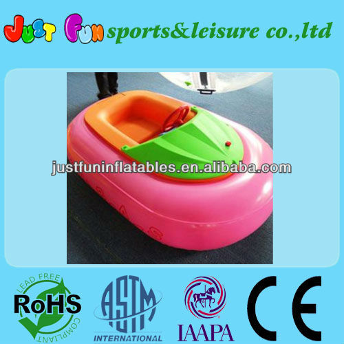 pink water boat bumper, boat inflatable for kids