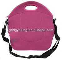 Ladies Neoprene laptop bag both for tote and shoulder