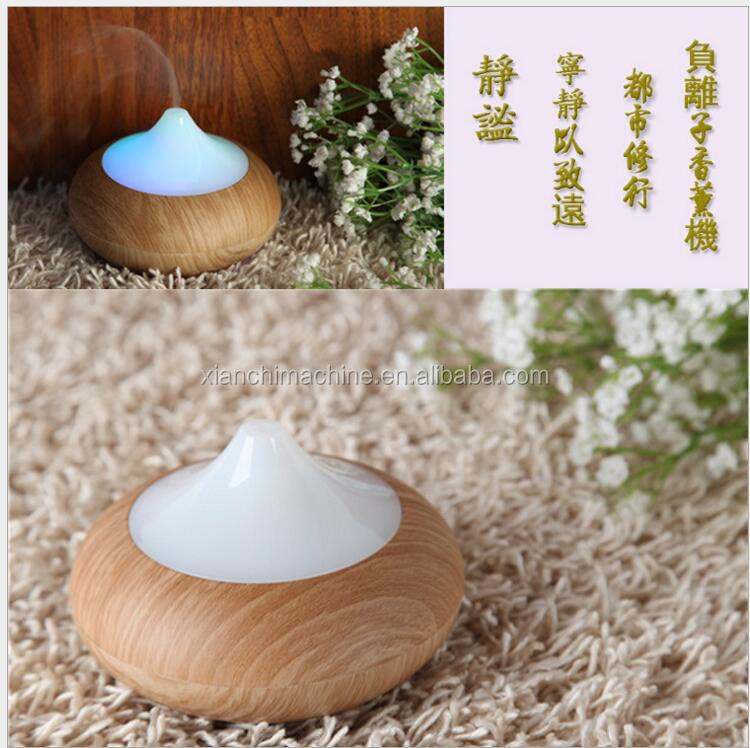 Portable small magic wand mini humidifier air purifier Aromatherapy diffuser