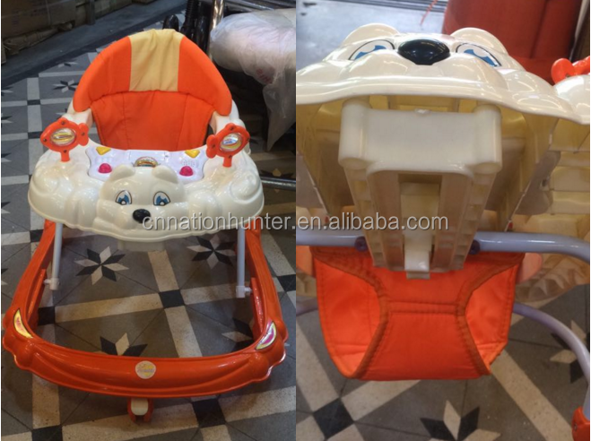 Video! Factory professional plastic toy injection mould/baby walker moulds/toy car mold