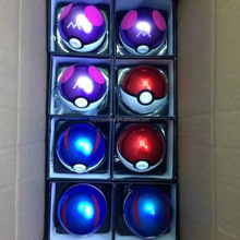 2016 Generación 3 LED Banco de la Energía Powerbank Cargador Master ball Pokemon Pokeball IR Relacionados