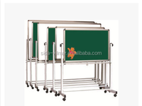 mobile Pin Boards Notice magnetic whiteboard for classroom