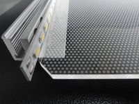 plexiglass Light Guide Plate