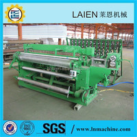 electromagnetic timing welded wire mesh machine as equipments production