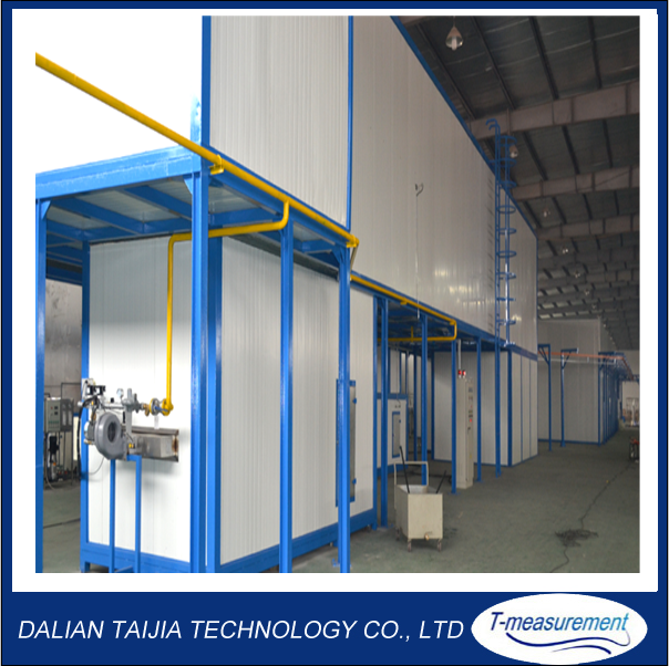 fluidized bed powder coating equipment,coating complete equipment