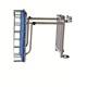 FC-7 Hospital Stainless Steel Sticking Baby Cart/ Stroller/Trolley Price