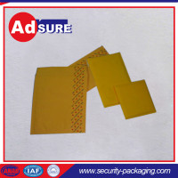 hard plastic envelopes/bubble color bag/bubble cushioned envelope