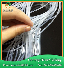 Food grade silicone silicone rubber wire tube