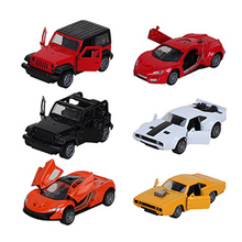 Excellent factory directly 1:32 luxury toy sport cars with light