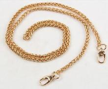 Bag metal chain strap gold shoulder strap handbag purse handle