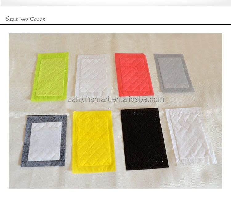 Frutos do mar soaker pad