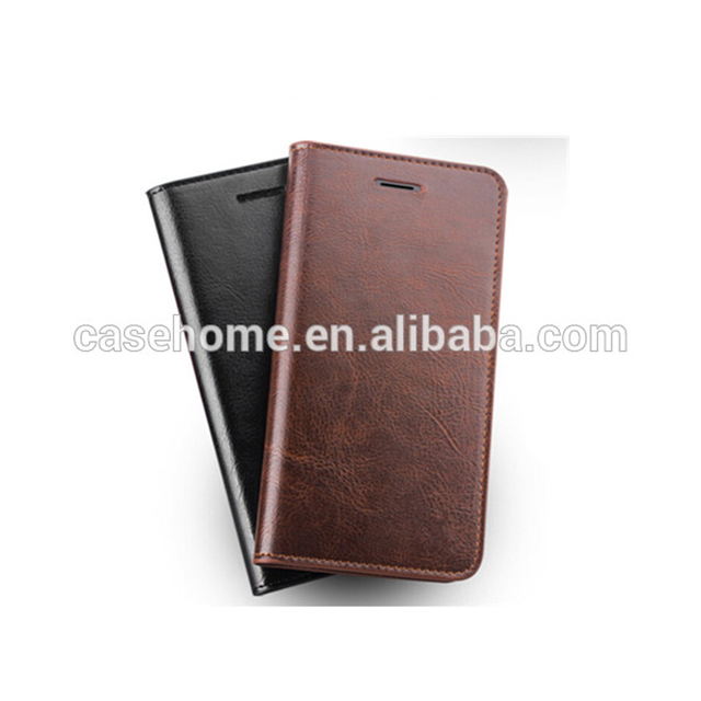 For Samsung Galaxy Note 4 S6 S6 edge Real Leather Flip Cover Wallet Case