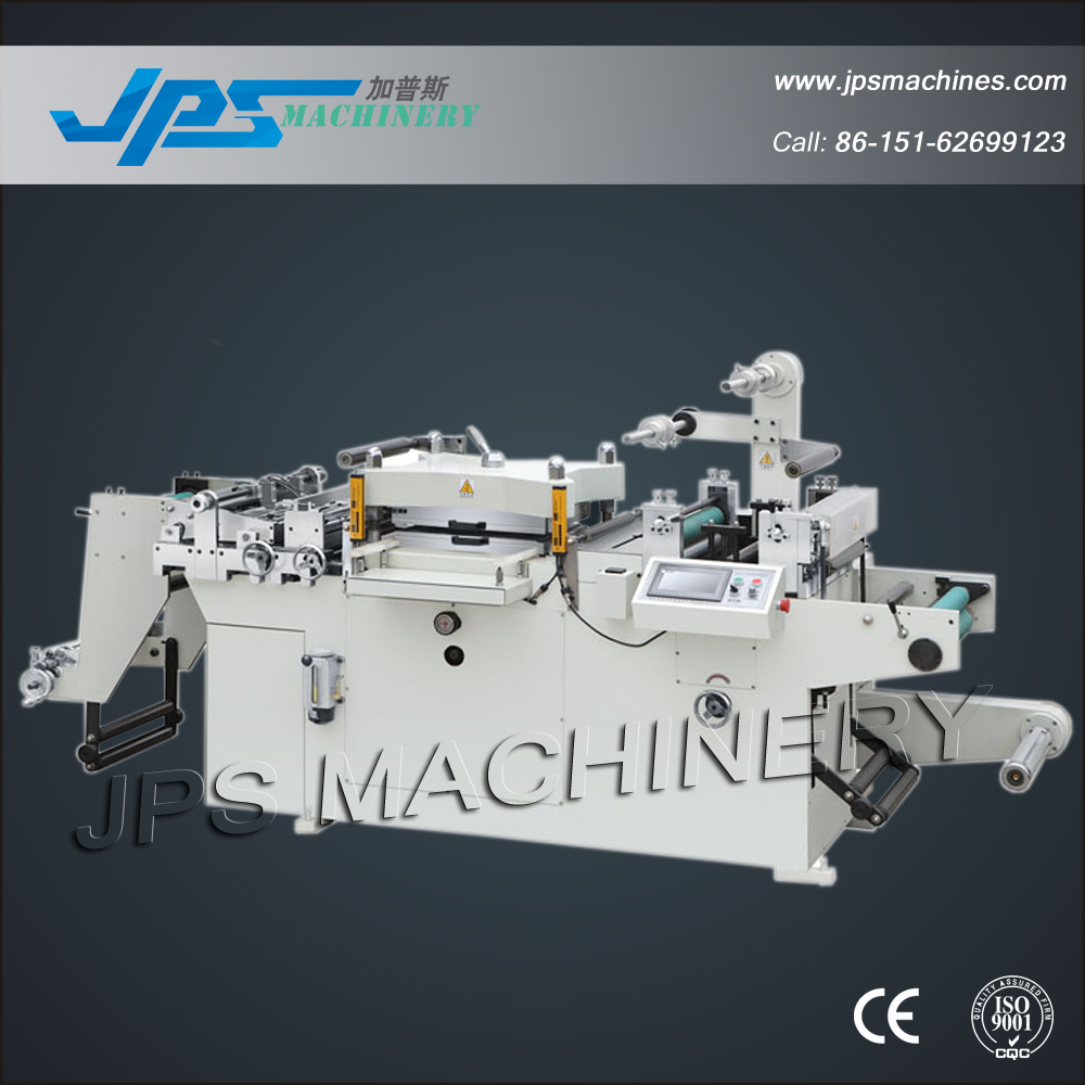 JPS-320A High Efficiency Copper Foil Die Cutter Machine With Sheeting Function