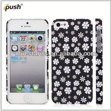 new fashion hard pc case for iphone5 pc cover for iphone 5 flip case