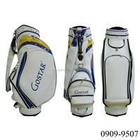 GBS-29 Worldwide manufacturer Customized Branded Fashion Tour Design Golf Bags