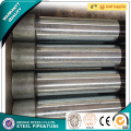 China manufacture round metal galvanized steel pipe price for greenhouse