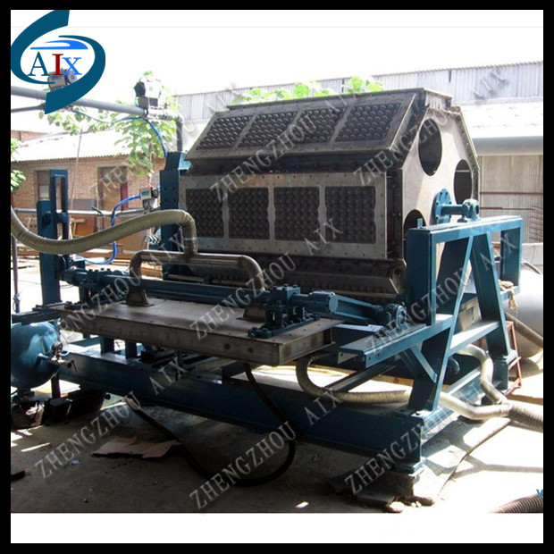 paper pulp egg tray moulding machine india