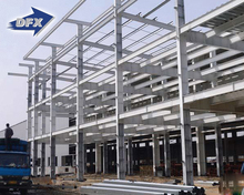 prefabricated high rise plans industrial fabrication steel structure building