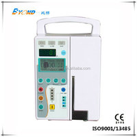 hospital instrument audio alarms infusion pump