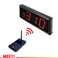 Y-P800+Y-303B wireless table calling system wireless restaurant call button wireless transmitter and receiver