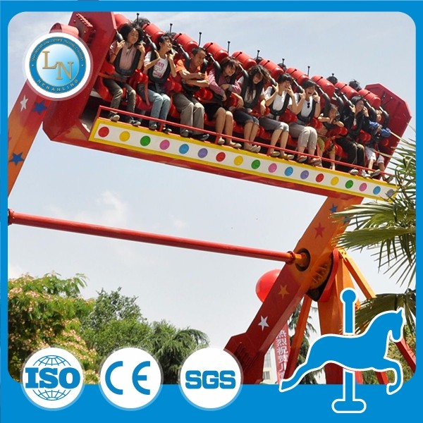 amusement rides supplier kids game outdoor amusement park equipment sightseeing amusement rides top spin