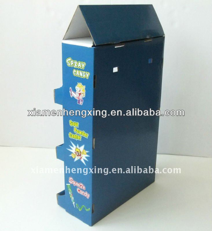 cardboard paper display box