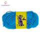 Colorful dyed carded cotton yarn with cheap price for hot sale