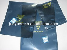 High quality Antistatic printed shielding bag for packing electronic components