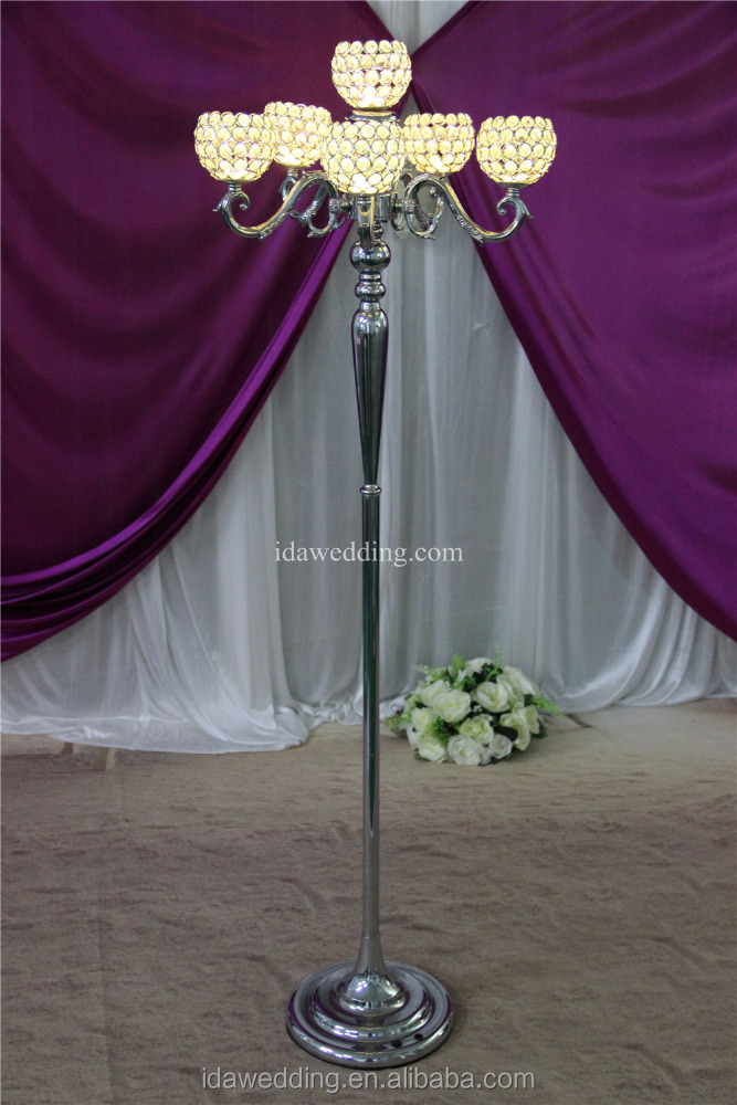walkway plastic pillars for weddings/decoration wedding columns pillars/clear acrylic pillars