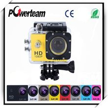 Remote 30m Waterproof Diving Sports Action Camera Mini DVR Cam