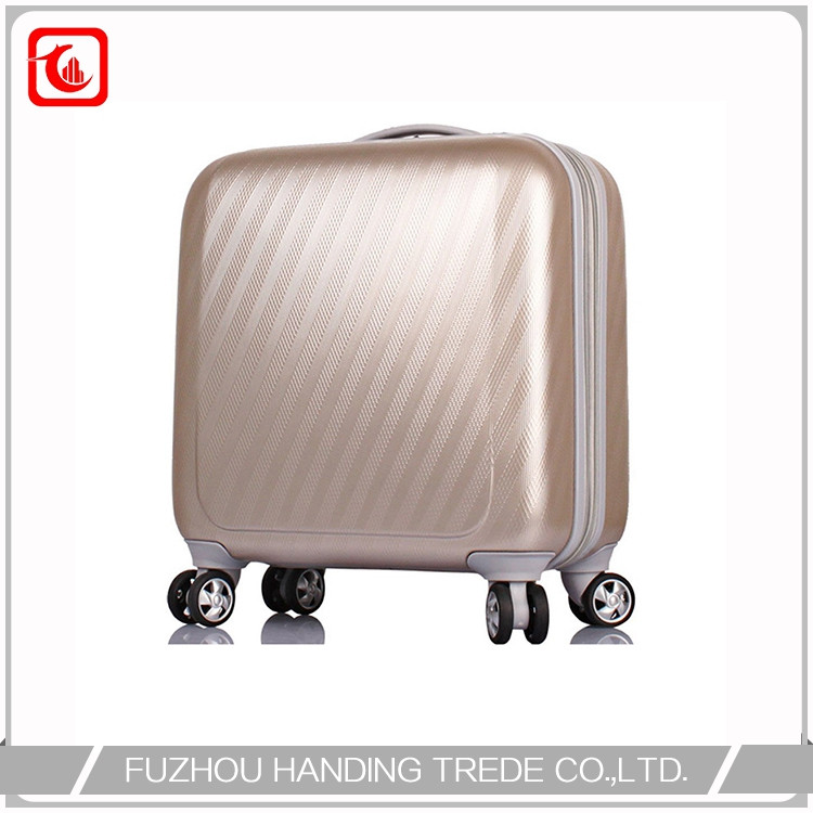 travel bag trolley luggage , mini travel roll carry on 20 suitcase