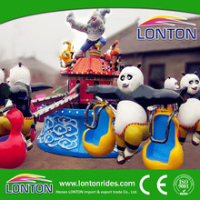 High quality theme park amusement rides playground equipment Kungfu Panda Rides for sale