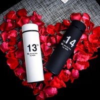 lover gift wholesale insulated wide mouth stainless steel water bottle