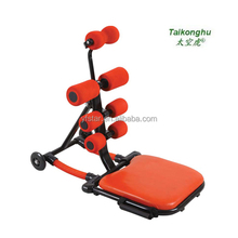 Popular Home Exercises AB Total Core Fitness Machine Red