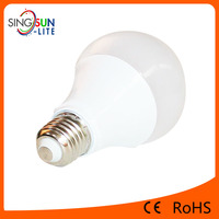 led grow light bulb new design mushroom type led bulb 12w E27 led light bulb