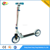 Environment friendly good sale PU wheels adult scooter kick