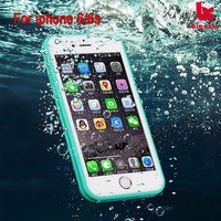 Factory price and free sample tpu 5.3 inch waterproof phone case/for iphone 7