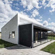 china supplier 2 bedroom prefabricated modular houses modern cheap prefab homes for sale