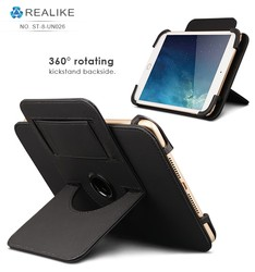 360 degree rotating hand holder tablet case for ipad air 2 ,for ipad air case